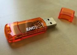Usa una memoria USB para proteger tu cuenta de Dropbox