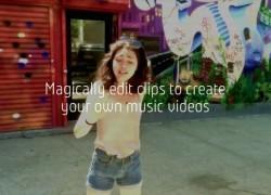 Crea tus propios vídeos musicales con Triller