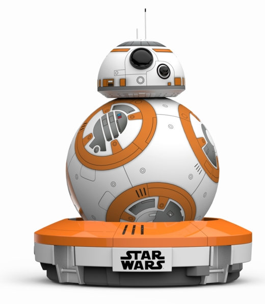 BB-8 en el trailer de Star Wars VII: The Force Awakens