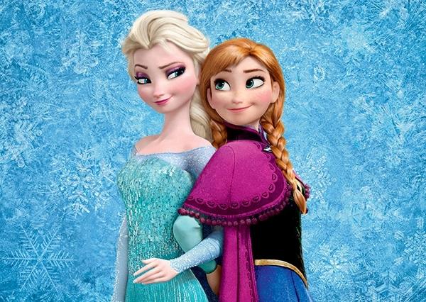 Anna y Elsa de Frozen pueden enseñar a las niñas a programar