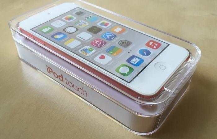 Análisis: iPod Touch, generación 6