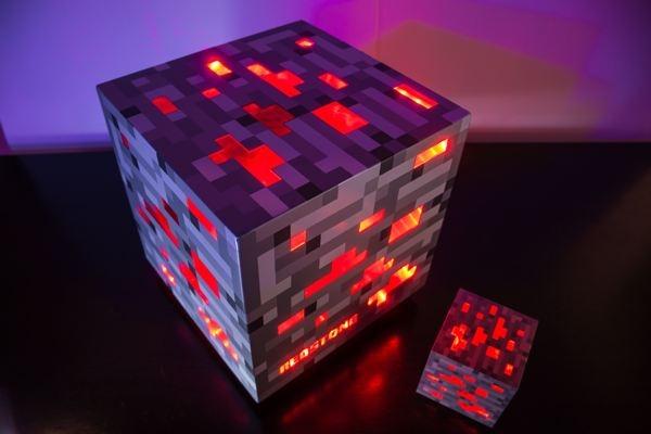 Un PC personalizado inspirado en Minecraft