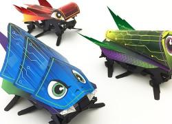 Kamigami, un robot insecto para jugar y aprender programación