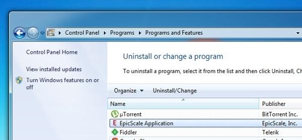 ¿Qué es un programa potencialmente no deseado?