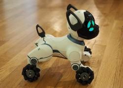 CHiP, el perrito robot que puedes tener como mascota