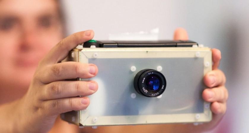 PolaPi: cámara de fotos instantánea con Raspberry Pi