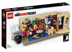 ¡Ya está aquí el ganador del set de LEGO The Big Bang Theory!