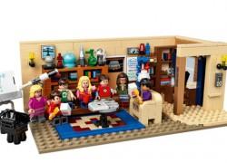 Sorteo: set de LEGO de The Big Bang Theory