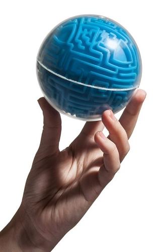 A-Maze-Ball: el clásico puzle de guiar a la bola reinventado