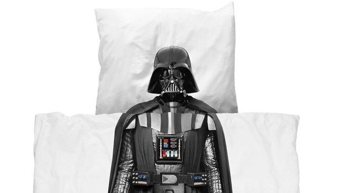 Star Wars: El despertar de la fuerza… en tu dormitorio