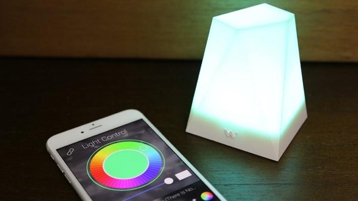 NOTTI: la lámpara inteligente con notificaciones de tu smartphone
