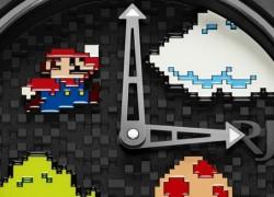 El reloj de lujo para los auténticos fans de Super Mario Bros