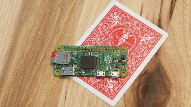 Raspberry Pi Zero: un ordenador mini por sólo 5 euros