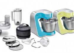 Concurso Bosch: ¡Gana un fantástico robot de cocina!
