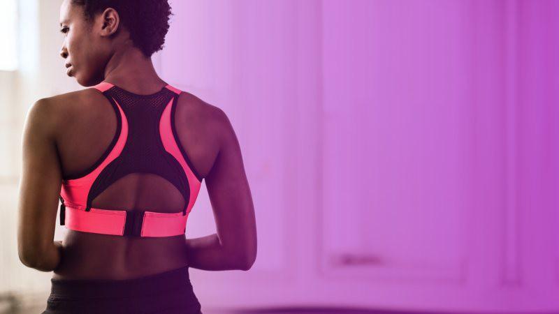 OMbra, un sujetador deportivo para hacer seguimiento de tus entrenamientos
