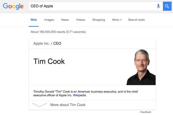 12 trucos curiosos de Google