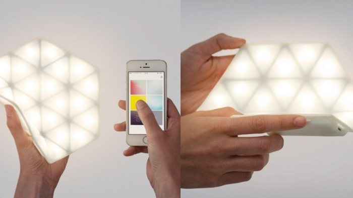 Kangaroo Light te ayuda a crear nuevos ambientes en tu hogar