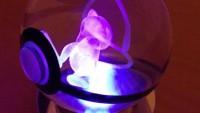Pokeballs de cristal con Pokémons atrapados en su interior