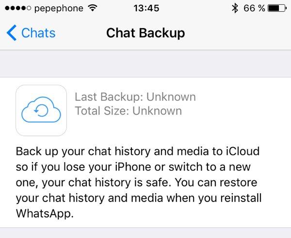 Cómo pasar tus chats de WhatsApp de un móvil a otro