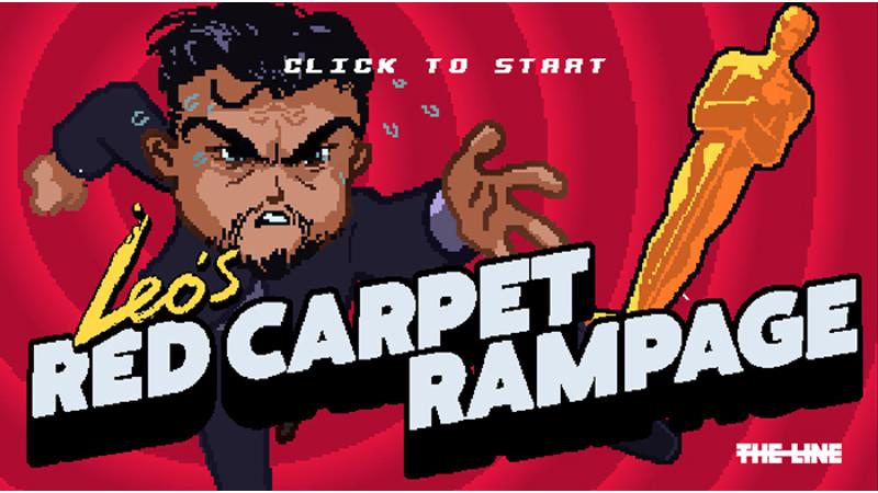Ayuda a Leonardo DiCaprio a conseguir un Oscar con este juego