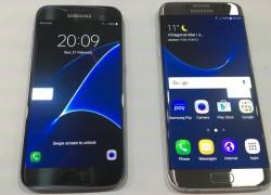 Samsung Galaxy S7 y S7 Edge: más curvo, más potente y con cámara mejorada