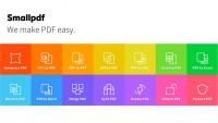 SmallPDF, colección de utilidades gratis online para trabajar con PDF
