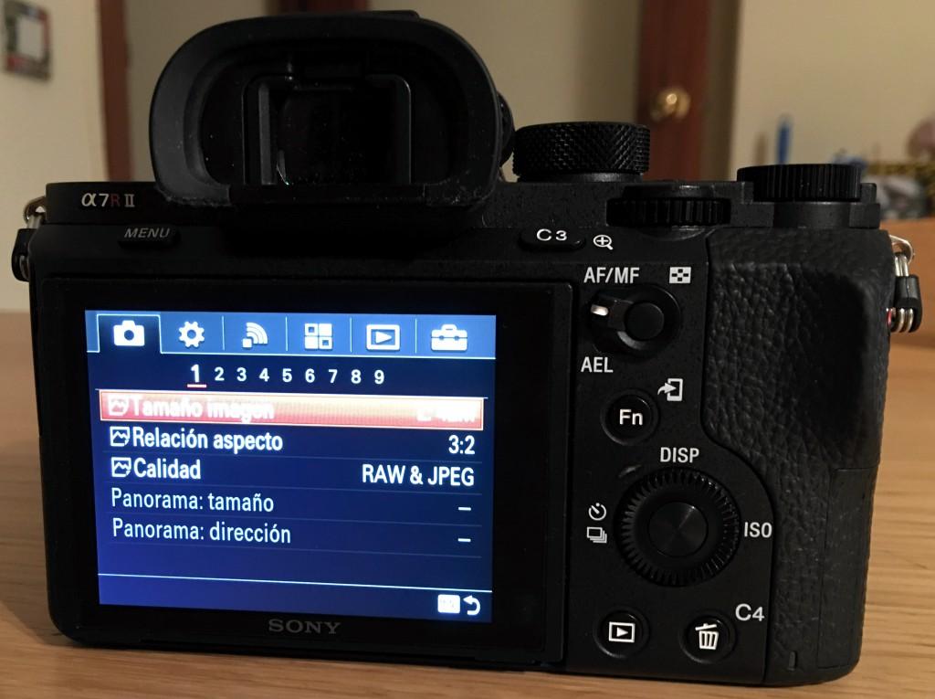Análisis: Sony A7R II