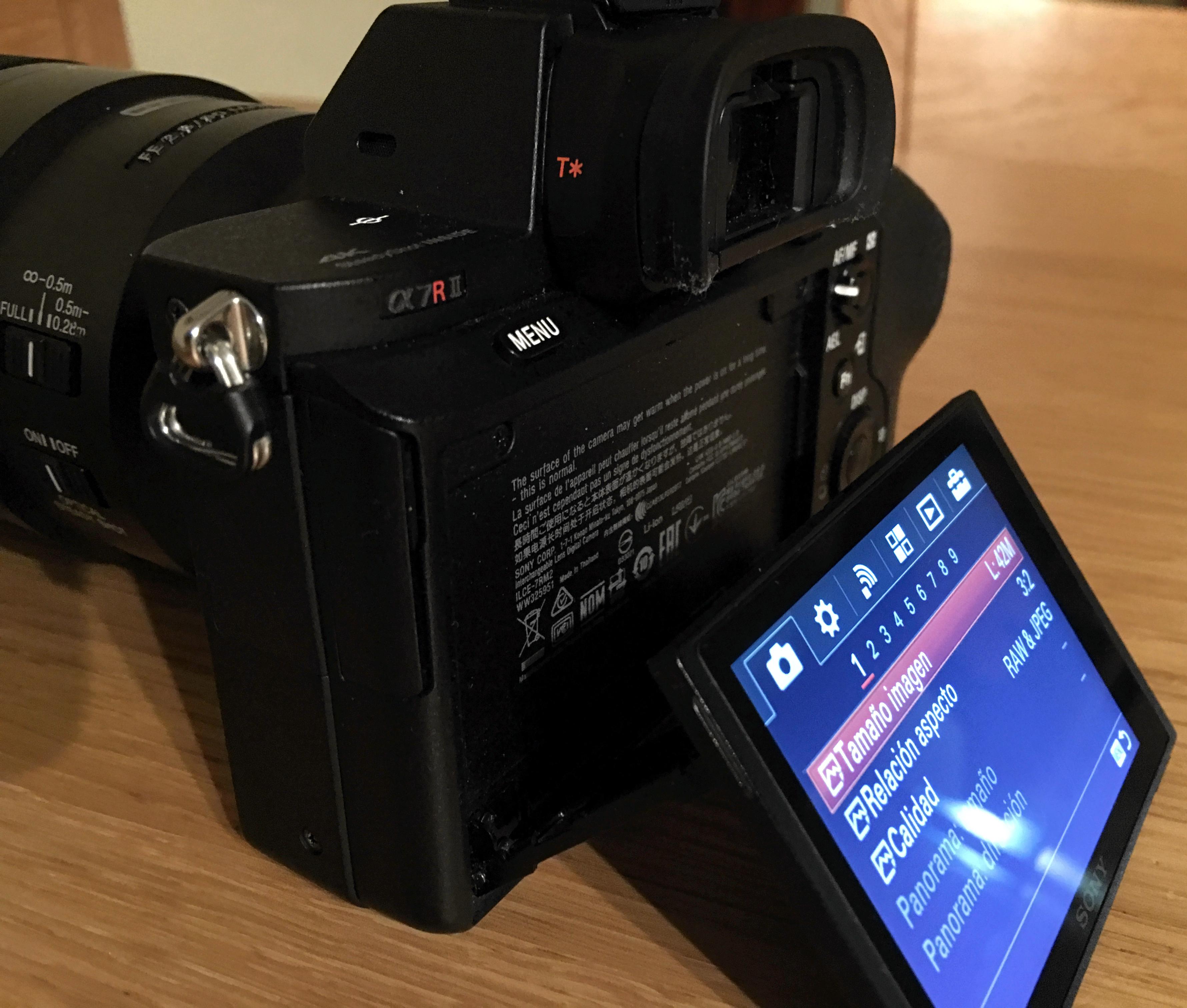Análisis: Sony A7R II - ChicaGeek