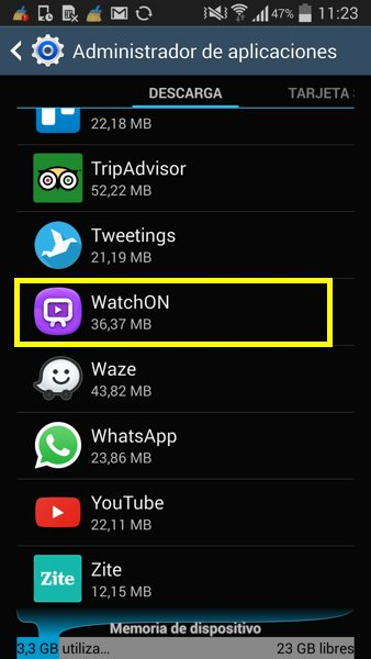 Cómo eliminar las apps preinstaladas en Android