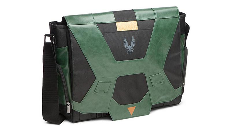 Bolsa para tu ordenador inspirada en Halo 5