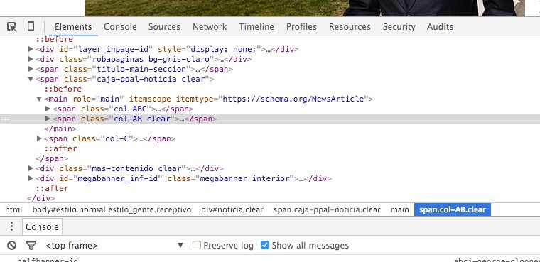 Modifica páginas web en Chrome para gastar bromas con noticias falsas
