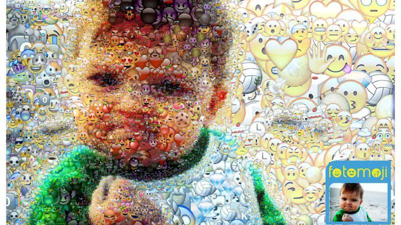 Fotomoji: convierte tus fotos o selfies en collages de emojis