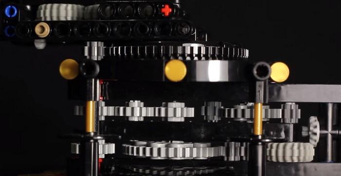 Un planetario de Lego que es exacto en un 97 por ciento