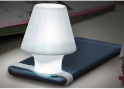 Travelamp: usa la luz del flash de tu smartphone como una lámpara