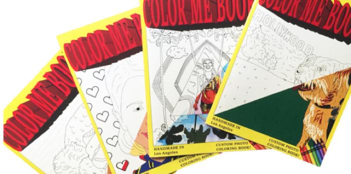 Convierte tus fotos de Instagram en un libro para colorear
