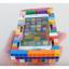 Funda para iPhone hecha con piezas de LEGO