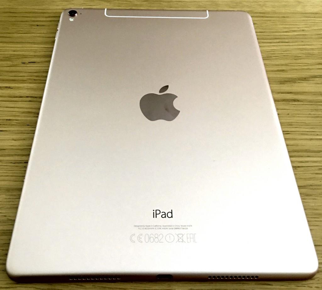 Análisis: iPad Pro 9.7 pulgadas