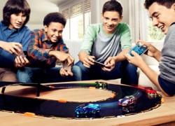 Anki Overdrive: divertida mezcla de juego de coches con videojuego y robótica