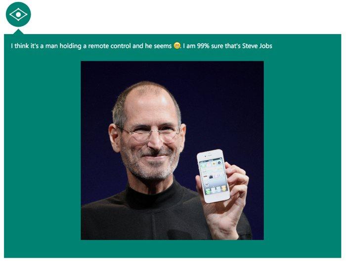 Este bot de Microsoft reconoce y describe las fotos que le envías