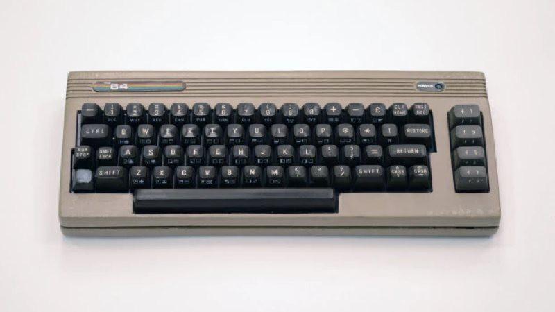 Vuelve el Commodore 64 (o al menos eso pretende esta campaña)