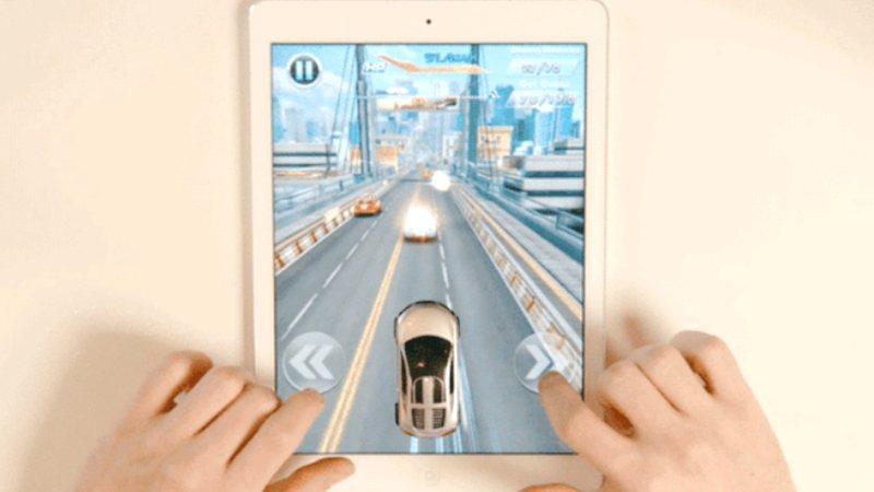 Pocket Racing 2.0: un juego de carreras para tablet que funciona con un coche de juguete real