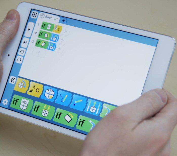 Root, el robot que enseña a los niños a programar en clase