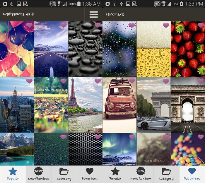 8 apps para descargar wallpapers en tu móvil