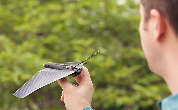Bionic Bird: el pájaro mecánico que se controla con el móvil