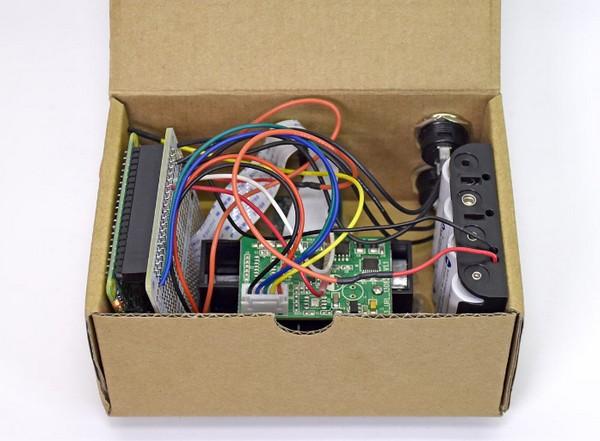 Tutorial: construye una cámara instantánea con impresora