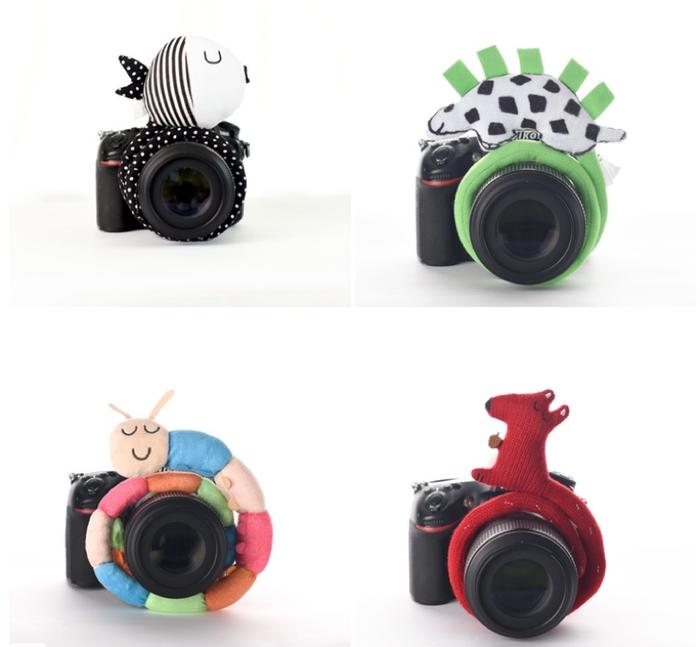 Phoxi Friends: Juguetes que facilitan fotografiar niños