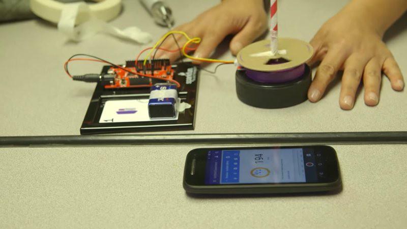 Experimentos científicos en tu Android con Science Journal de Google