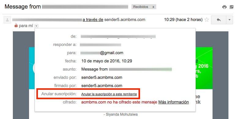 5 trucos de Gmail que quizás no conozcas