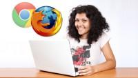 Cómo cambiar de Chrome a Firefox