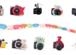 Phoxi Friends: juguetes que facilitan fotografiar a niños